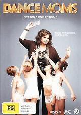 Dance Moms: Season 3 Collection 1 NEW R4 DVD