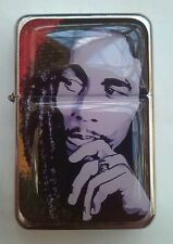 """Bob Marley"" - Accendino Tristar - Tristar Lighter - Encendedor Tristar"