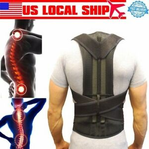 Chaleco Ortopédico para la columna alivia El Dolor De Espalda Cinturon Faja