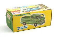 Comando (Spain) Furgoneta D.K.W Pick-Up No.423 Empty Box Only