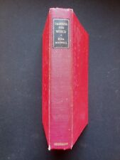 """Vintage book.""""I Married The World"""" feisty autobiography by Elsa Maxwell.1955"""