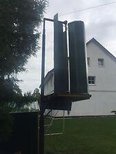 Windgenerator  Savonius,