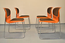 VINTAGE CHAISES MODERNISTE DES ANNEES 60 MIDCENTURY CHAIR EAMES KNOLL