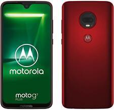 Motorola Moto G7 Plus 64GB/4GB RAM (Viva Red) unlocked