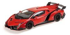 Modellini statici auto rosso Kyosho