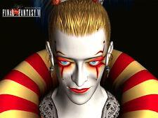 Final Fantasy PS2 PS1 Nes KEFKA  Fridge Magnet Tool Box Decor Only #2