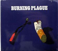Burning Plague-same Belgian psych cd remastered