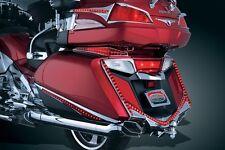 Kuryakyn 3232 Saddlebag Accent Swoops LED Lights '12-'15 GL1800 & F6B Model