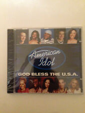 American Idol Finalists: God Bless the U.S.A. ( CD,2003 ) See Pictures