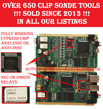 Fully working FULL CHIP Diagnostic Tool Renault CAN CLiP V167, Dialogys, Reprog