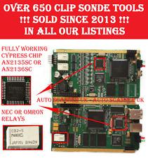 Herramienta de diagnóstico de Chip Totalmente Funcional Completo Renault puede Clip V167, Dialogys, Reprog