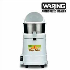 Waring Jc4000 Commercial Heavy Duty Citrus Orange Juicer 1 Year Warranty