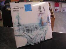 Radiohead Limited Edition Rock LP Records