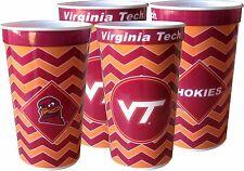 Virginia Tech Hokies 22oz. Souvenir Cups (4 per set)