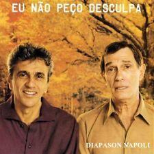 CAETANO VELOSO E JORGE MAUTNER Eu Nao Peco Disculpa  CD