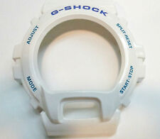 Genuine Casio Replacement SHELL / BEZEL for DW6900CS DW6900CS-7 GLOSSY WHITE