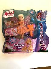 Winx Butterflix Fairy TV- Stella
