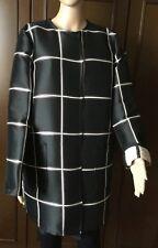 CARDIGAN MARINA RINALDI Woman, black, comfortable size 21 wool mix  Giacca Donna