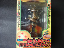 DRAGONBALL Eye Shining Dragon Pen & Dragon Ball Stand Figure BANPRESTO 2005 Rare
