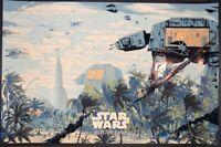 Kilian Eng Star Wars Rogue One Variant Poster Print Mondo Artist