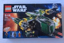 "LEGO Star Wars 7930 ""BOUNTY HUNTER ASSAULT GUNSHIP"" New Rare Factory Sealed Box"
