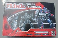 Transformers Risk Cybertron Battle Edition game complete