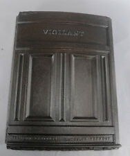 Vermont Castings Vigilant Wood Stove Cast Iron Right Side/Panel #4183 Used 1986