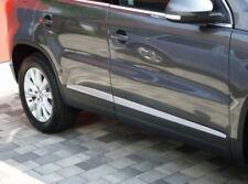 Türleisten aus Edelstahl fuer EU VW Tiguan ab Bj 2008