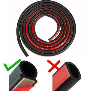 Upgraded Version 4m Big D Car Weatherstrip Door Hood Trunk Trim Seal Accessories