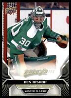 2020-21 UD MVP Base Winter Classic #WC-3 Ben Bishop - Dallas Stars