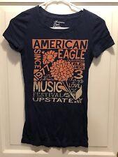 American Eagle Shirt Girls Size XS