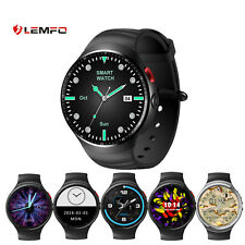 Lemfo Bluetooth LES1 Bluetooth 3G SIM GPS Smart Watch Phone WiFi For Android iOS
