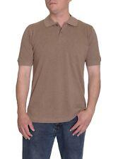 Cutter & Buck Brown Short Sleeve 100% Cotton Polo Shirt 2XL XXL