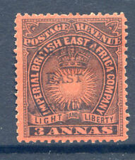 British East Africa Imperial Administration 3a fine mint (2018/11/05#03)
