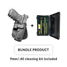 **BUNDLE** Fobus Holster G45CH for Glock 20, 21 Generation 3 & 4 only