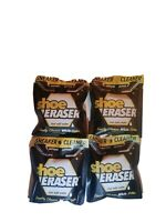 4 Sneaker Cleaner Shoe Eraser Easily Cleans White Soles Add Water/ All Shoes/NIB