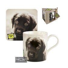 Villager Jim 2126 Mug and Coaster Puppy Eyes