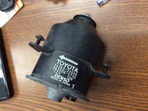 2012 Lexus is250 Cooling Fan Motor OEM 16363-31040 passenger side