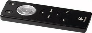 Logitech Advanced Wireless Remote Control for Pure-Fi Anywhere 2 BLACK (IL/RT...