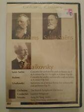 Goldline Classics DVD Musik Klassik Brahms Saint Saens Tchaikovsky OVP
