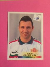 FRANCE 98 PANINI World Cup Panini 1998 - Stoichkov Bulgaria N.295
