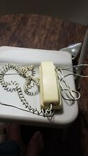 VINTAGE PUSH BUTTON TOUCH PHONE WALL MOUNT TELEPHONE general electric