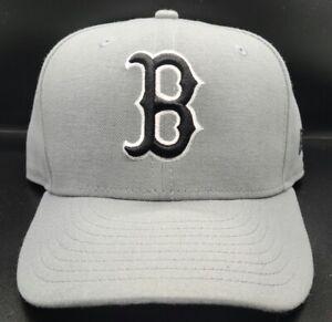 BOSTON RED SOX MLB NEW ERA 59FIFTY LOGO BASEBALL CAP - FITTED  SIZE 7 1/8