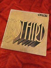 Lp Soft Machine – Third (1970) CBS – 66246,Gatefold cover
