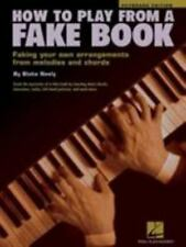 HOW TO PLAY FROM A FAKE BOOK KEYBOARD EDITION - FAKE BOOK 220019