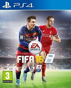 Sony PS4 Fifa 16 Game
