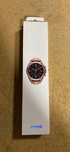 Samsung Galaxy Watch3 SM-R850 41mm Stainless Steel Case - Mystic Bronze- Grade A