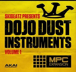 Dojo Dust Instruments Vol. 1 - Expansion for AKAI MPC/Force
