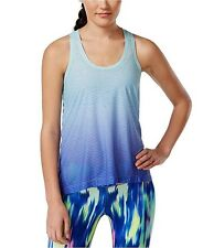 Ideology Space-Dyed T-Back Tank Top Ombre Size X-Small
