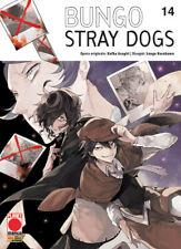 Planet Manga - Bungo Stray Dogs 14 - Nuovo !!!